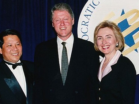The Clinton's and The Chinese Pay for Play