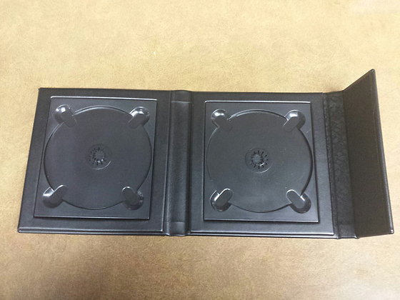 DVD/CD HOLDER DOUBLE