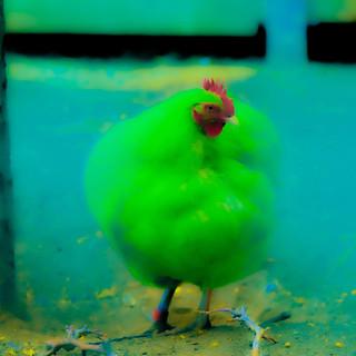 Green Chicken #2