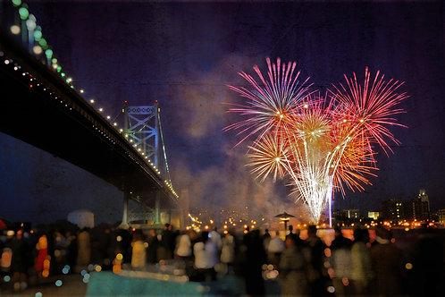 Fireworks #7