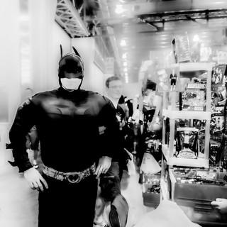 Batman Ready
