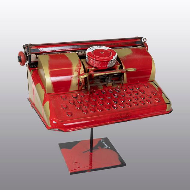 Typewriter #3