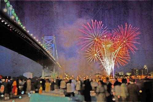 Fireworks #6