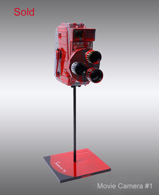 Movie Camera #1