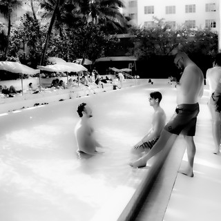 Private Club Pool