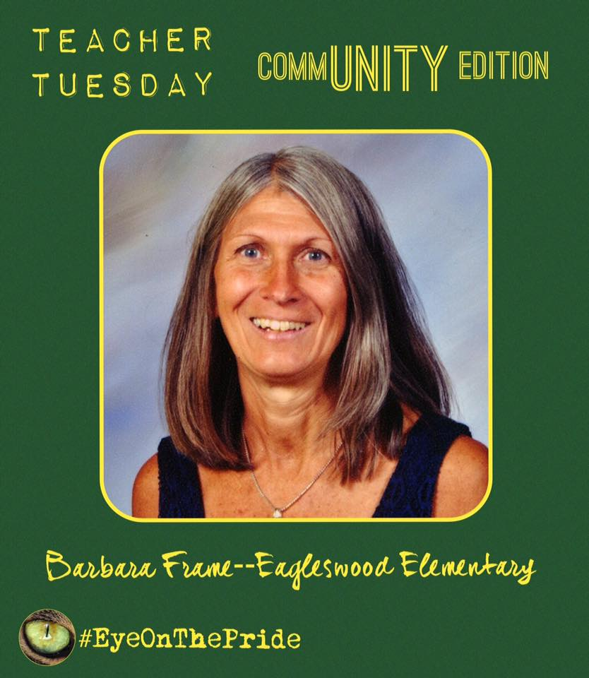 Barbara Frame--Eagleswood Elementary