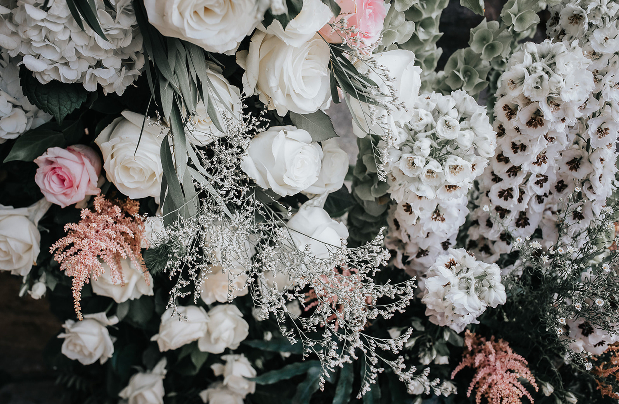 Rosas Wedding