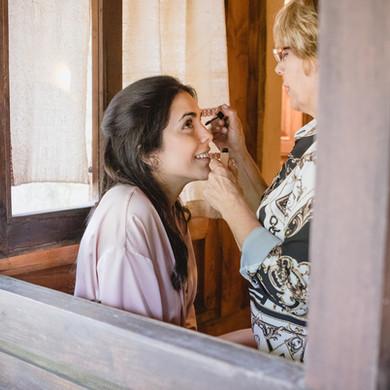 Slow wedding vibes + Sofia y Guille en Abadía do Pelouro