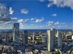 Tel Aviv Skyline shutterstock_670222087.