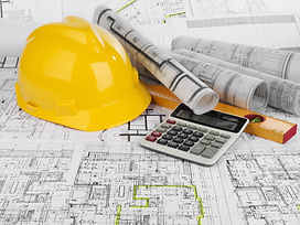 Contractor Hat and gear shutterstock_128