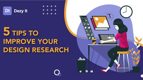 5 Ways To Improve Design Research