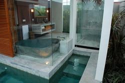 SWIM-UP BATH