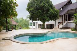 RiverView Villa Pool