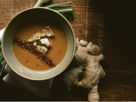 RED MISO PUMPKIN SOUP RECIPE – TRUE BLUE BUTCHER AND TABLE