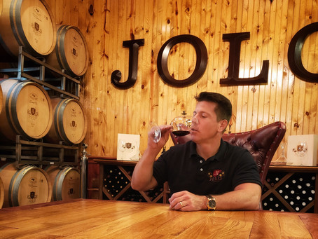 JOLO VINEYARDS: WINE MAKING THROUGH A PANDEMIC