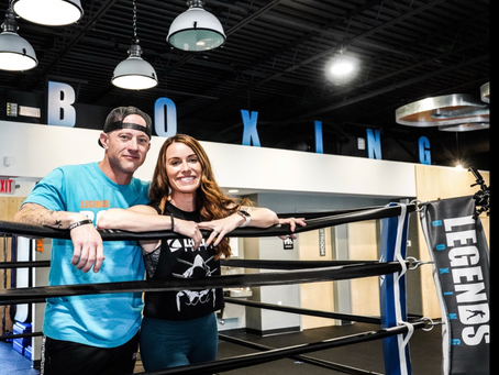 FIGHTING FIT: LEGENDS BOXING