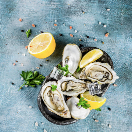 TIDE TO TABLE: CAPE FEAR OYSTERS