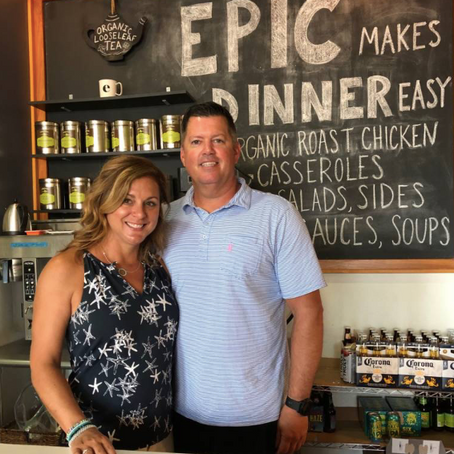 EPIC FOOD: FOR THE LOVE OF FOOD & FAMILY