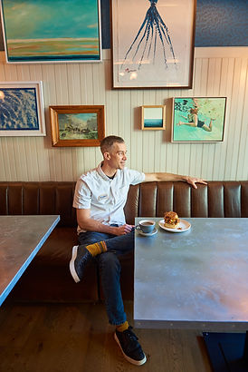 Chef Dean Seabird