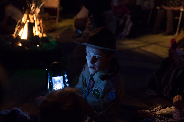Campfire, Linocln Center, 2017