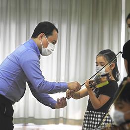 無料ヴァイオリン体験会を開催いたします