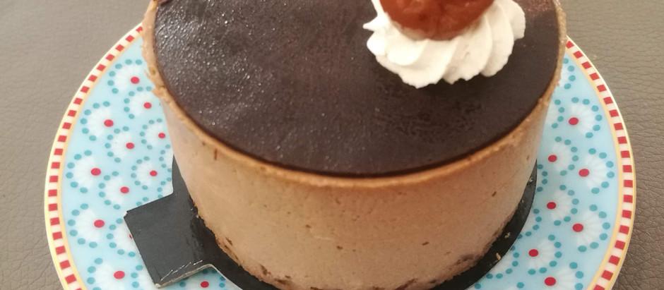 Bientôt la Fête des Pères Nous avons créé une édition spéciale Cheese Cake Chocolat-Griotte