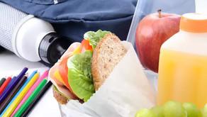 Volta às aulas: A importância da rotina e da alimentação saudável no dia a dia das crianças.