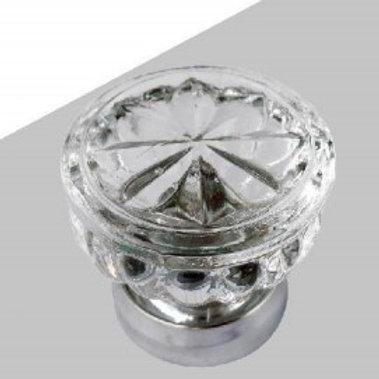 Puxador Moveis - Cristal