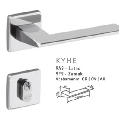 Conjunto KYHE 9F9
