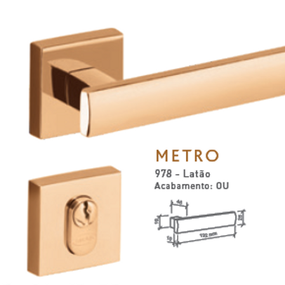 Conjunto Metro 978