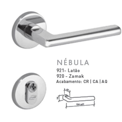 Conjunto Nébula 920
