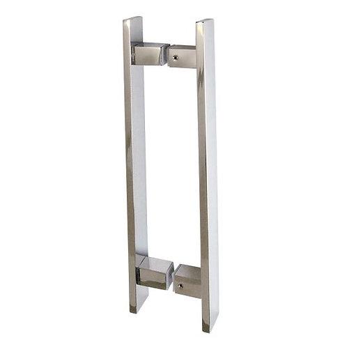 Puxador Porta 731 Aço Inox
