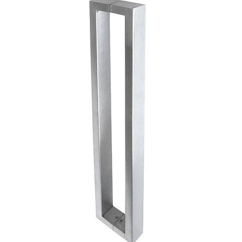 Puxador Porta 710 Aço Inox