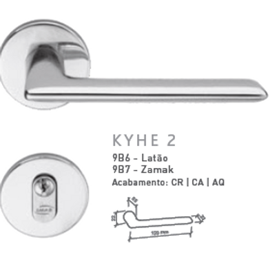 Conjunto KYHE2 9B7