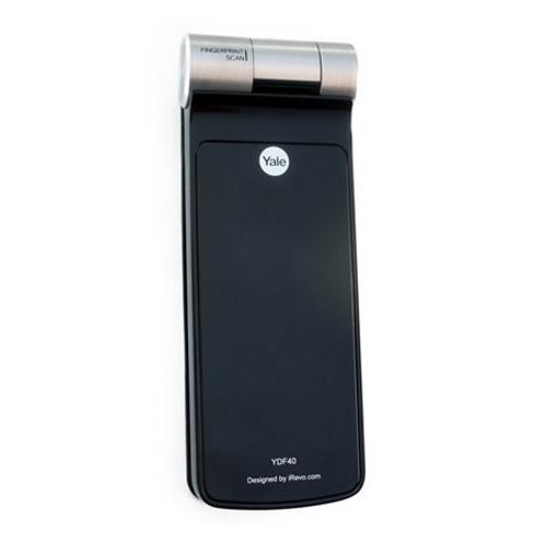 Fechadura Digital Biométrica Rolete