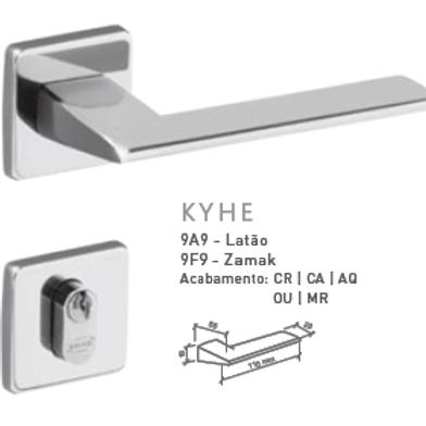 Conjunto KYHE 9A9