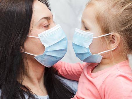 Mascherine Bambino: cosa raccomandano i pediatri?