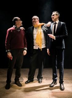 Pierre, Claude e Vincent