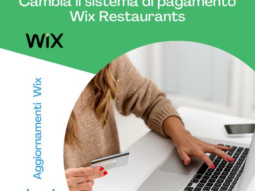 Utilizzi l'app WIX Restaurant per il tuo sito? 💳