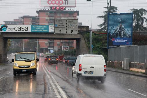 Firenze - Via Guidoni dir. centro