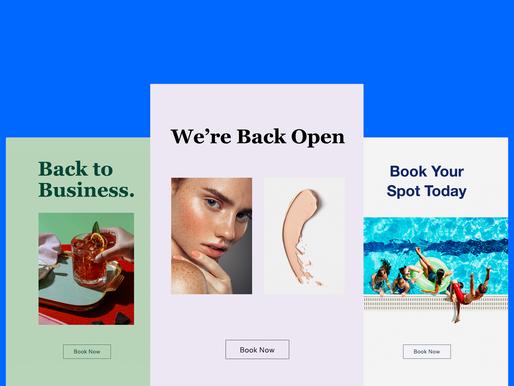 Aggiorna i tuoi clienti con nuovi modelli di email!