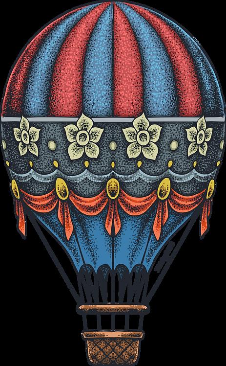 Mongolfière cirque