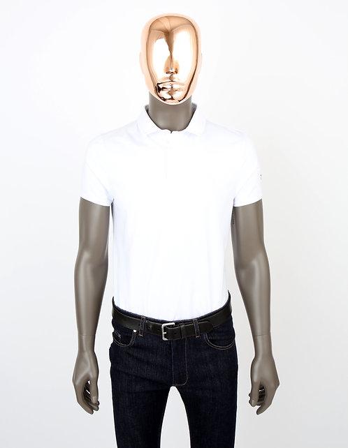 Polo blanc