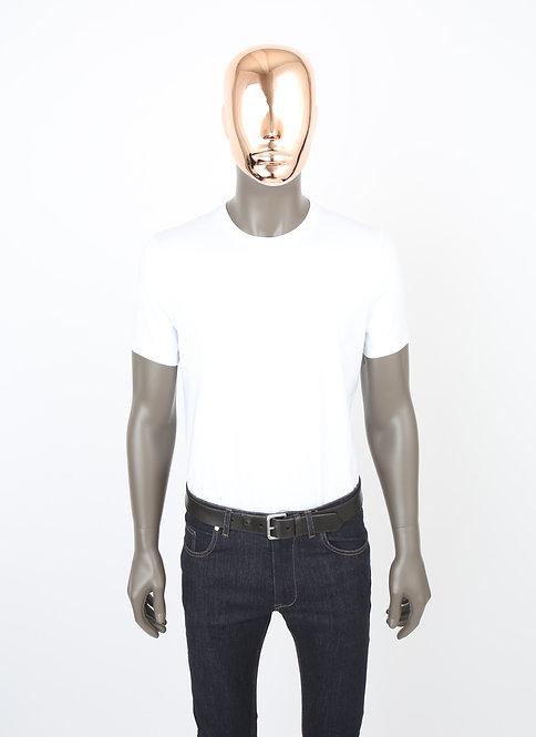 Tee-shirt Manches courtes blanc