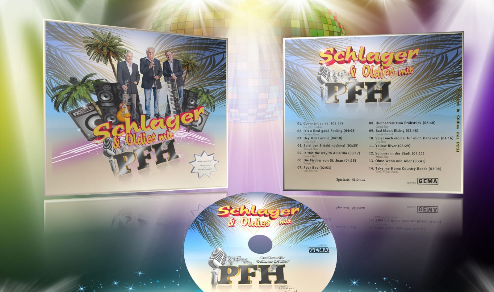 Schlager CD