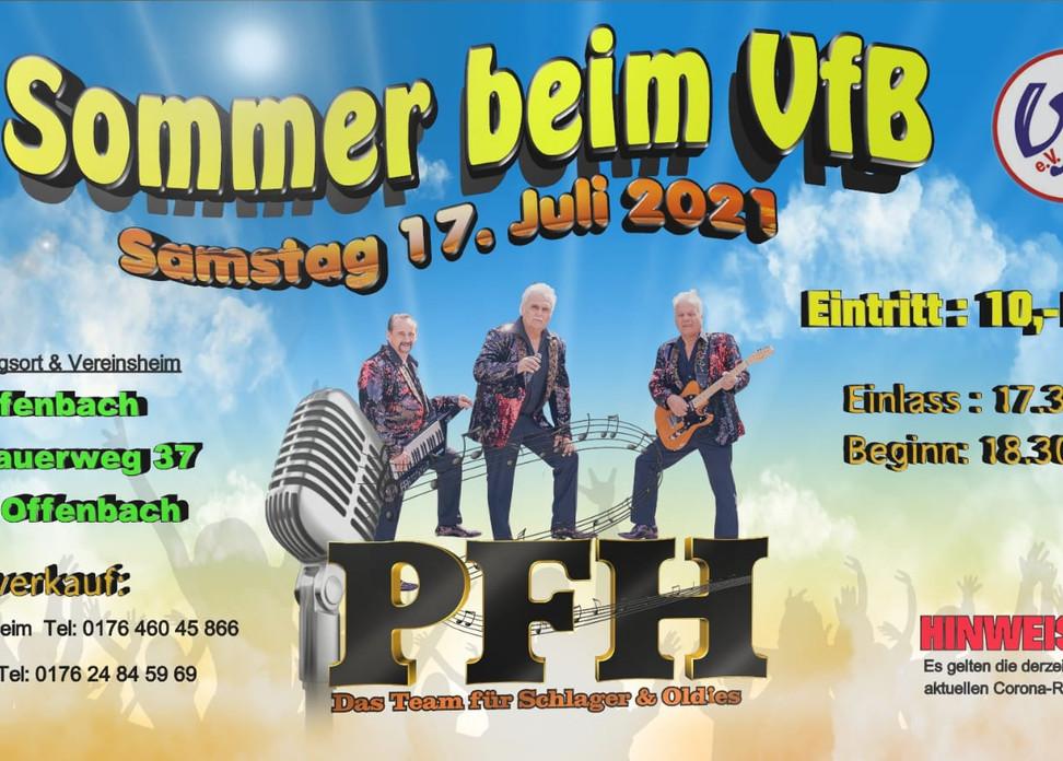 Sommer beim VfB