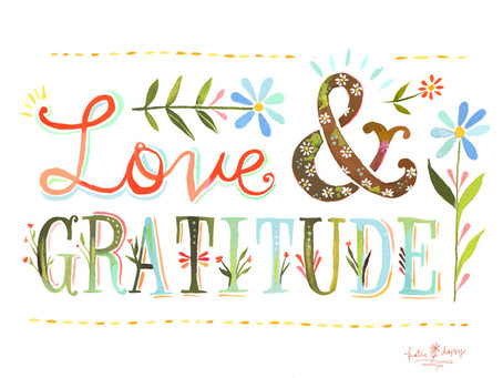 From Smile Laundry with LOVE & GRATITUDE