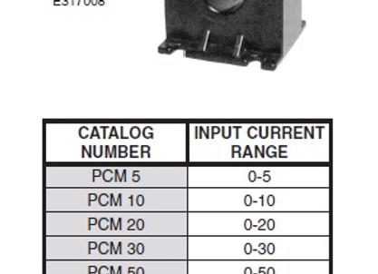 TRANSDUCER 30 ACA/4-20MADC