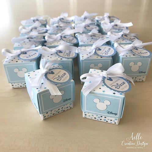 Scatolina Porta Confetti Disney