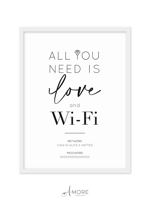 """Quadretto """"All you need is WiFi"""""""